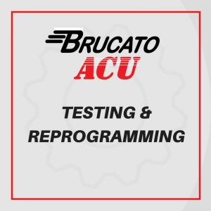 Brucato ACU Test, repair & reprogram