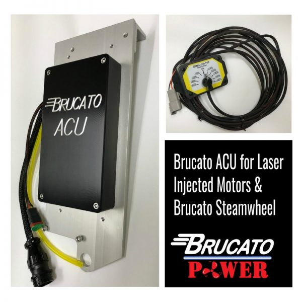 Brucato ACU and Steamwheel bundle