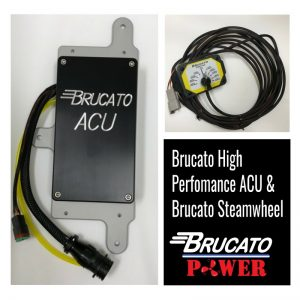 High performance Brucato ACU - Steamwheel Bundle