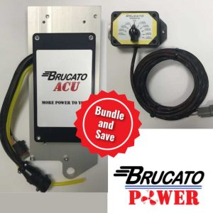 Brucato ACU and steamwheel bundle